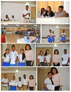 Tourism Week in Seychelles: Secondary school students explore sustainable development