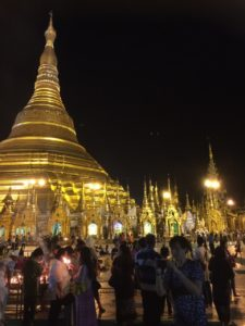 Myanmar tourism – the moral dilemma