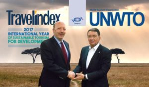 Travelindex endorsed as UNWTO member