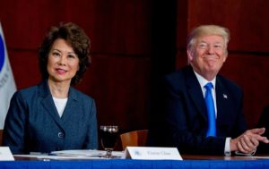 President Trump and Secretary Chao announce Drone Integration Pilot Program