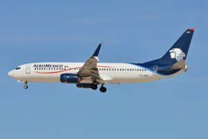 Aeromexico announces nonstop San Jose-Mexico City service for summer 2018