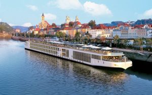 Viking orders seven new river cruise ships for 2019
