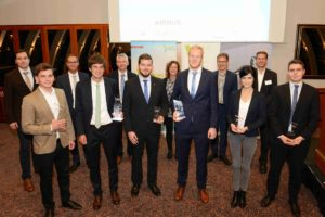 Hamburg Aviation announces Young Talent Prize winners