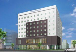 Fujita Kanko opens Kisarazu Washington Hotel on Tokyo Bay