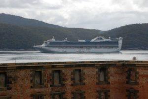 Port Arthur prepares for another bumper cruise ship season