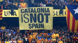 Catalonia tourism independence