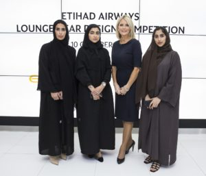 Etihad Airways and Emirati Fashion Designer competition