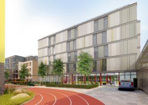 £7m Elite Athlete Centre and Hotel at Loughborough University