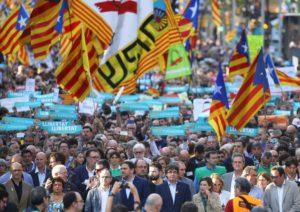 Barcelona Travel Alert:  Catalonia entering civil war today?
