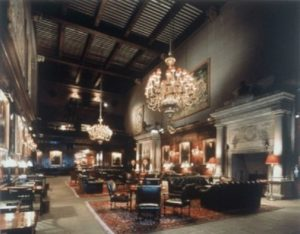 Harvard Club of New York: An exercise in historic respect