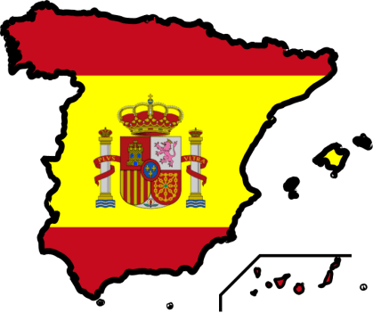 Spain: Third most visited country controlled by low cost airlines