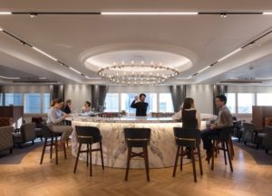 Qantas opens new lounge at Heathrow