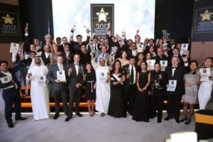 Over 100 top hospitality leaders awarded at the 3rd Middle East Hozpitality Excellence Awards