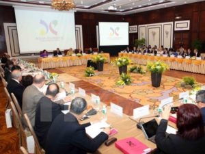 Asia-Europe partnership on the table in Da Nang