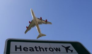 New report shows Heathrow's noise footprint at smallest recorded levels