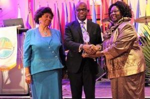 Grenada-born retired Canadian politician receives CTO Lifetime Achievement Award
