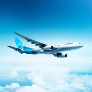 Transat celebrates its 30th anniversary with new aircraft livery