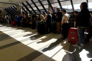 Delta expects 4.85 million customers on busy holiday weekend