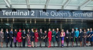 Star Alliance and Heathrow Airport further enhance customer experience at T2