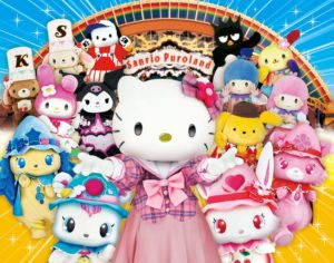"""Unique Christmas and New Year events at """"Hello Kitty Land Tokyo"""""""