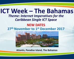 ICT Week – The Bahamas: Improving the Caribbean Internet