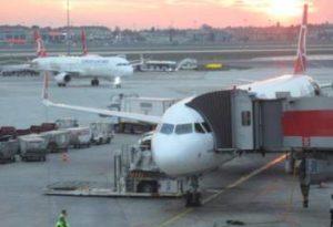 Threat against Turkish airline Atlasglobal shuts down Copenhagen Airport