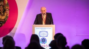 Louis D'Amore Welcome Address