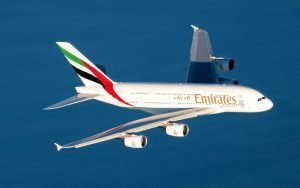 Dubai to Abuja and Lagos flight increased by Emirates