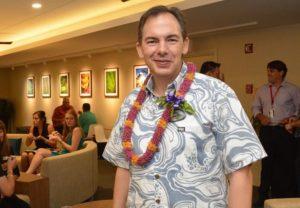 Hawaiian Air CEO