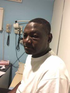Zimbabwe Albert Ngulube who is Director Close Security w