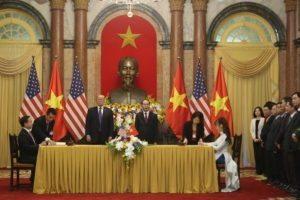 Trump Visit: Vietjet and Pratt & Whitney sign USD600 million new engine deal