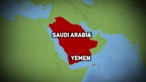 Under attack: King Khalid Airport in Riyadh, Saudi Arabia