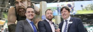 Abu Dhabi, Greek National Tourism Organization, AC Group, Tourism Ireland and Fortymee Ltd win WTM London 2017 Best Stand Awards