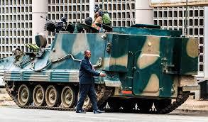 Transcript: Zimbabwe military on Mugabe meeting and Operation Resort Legacy
