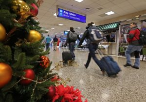 Nearly 100 million Americans will travel this holiday season