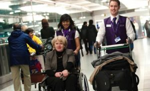 Heathrow enhances service for passengers with disabilities