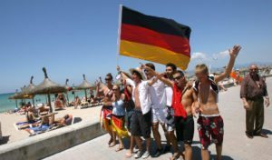 German Tourists not so safe in Turkey, Egypt, Tunisia, the US and Britain