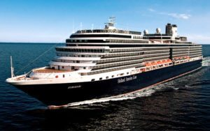 United States Public Health Inspection looks at MS Eurodam