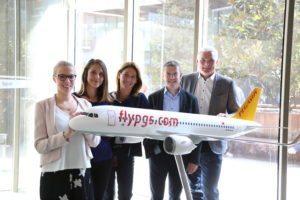 Pegasus and CarTrawler: A winning partnership renewed