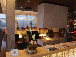 Where is the best airport lounge in North America?