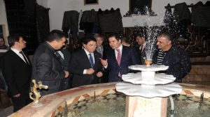UNWTO Secretary General Taleb Rifai in Syria to help relaunch of tourism