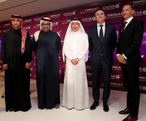 Qatar Airways becomes title sponsor of Paris and New York City E-Prix