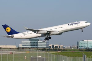 Lufthansa to fly from Frankfurt to Shenyang in China again in 2018