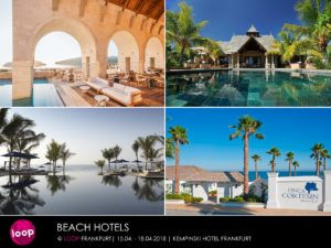 Work hard, play hard at the only B2B luxury travel fair in the German speaking market