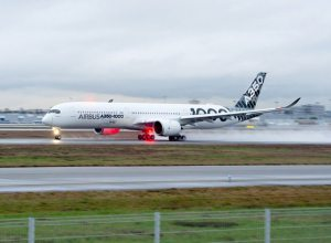 Airbus A350-1000 begins Middle-East and Asia-Pacific Demonstration Tour