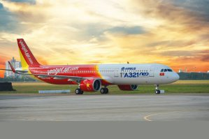 Vietjet 2017 pre-tax profit reaches approximately $209 million