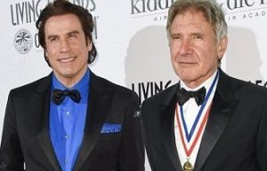 Harrison Ford and John Travolta to honor newest inductees in Living Legends of Aviation
