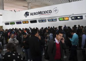 Aeromexico: Domestic and international passenger numbers up in December