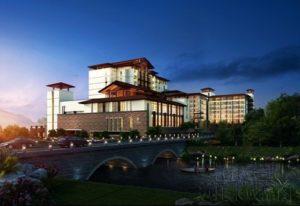 Hot Spring Healthy Valley Hilton Huizhou Longmen Resort opens in China