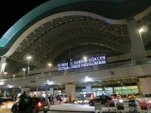 Duba to Sabiha Gokcen Airport Istanbul now again on Emirates
